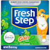 Fresh Step Clumping Power of Febreze with Refreshing Gain Scent Cat Litter, 25 lbs. - Thumbnail-1