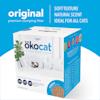 Okocat Original Premium Clumping Wood Cat Litter, 19.8 lbs. - Thumbnail-2