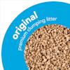 Okocat Original Premium Clumping Wood Cat Litter, 19.8 lbs. - Thumbnail-3