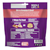Whole Life Pet Real Foodie Wild Salmon Fillet Cat Treats, Count of 6 - Thumbnail-2