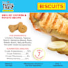 Pet by Tasty Natural Grain Free Grilled Chicken & Potato Biscuit Recipe Dog Treats, 8 oz. - Thumbnail-4