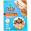 Pet by Tasty Natural Grain Free Smoked Turkey & Pasta Meatball Recipe Dog Treats, 4 oz. - Thumbnail-1