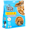 Pet by Tasty Natural Grain Free Old Fashioned Peanut Butter Biscuit Recipe Dog Treats, 8 oz. - Thumbnail-2