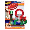 Nerf Holiday Tug Gift Set Toys for Dogs, Medium - Thumbnail-1