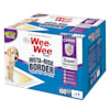 Four Paws Wee-Wee Pads with Insta-Rise Border Dog Pee Pads, Count of 100 - Thumbnail-1