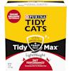Purina Tidy Cats Clumping LightWeight Max 24/7 Performance Formula Multi Cat Litter, 17 lbs. - Thumbnail-1