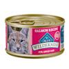 Blue Buffalo Blue Wilderness Salmon Recipe Wet Cat Food, 3 oz. - Thumbnail-1