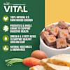 Freshpet Vital Balanced Nutrition Chicken and Whole Grain Fresh Dog Food, 6 lbs. - Thumbnail-3