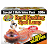 Zoo Med Repti Basking Spot Lamp Value Pack - Thumbnail-1