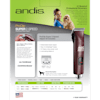 Andis AGC2 Super 2-Speed Professional Clipper with Detachable Blade - Thumbnail-3