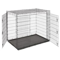 Deals on Midwest Solution Series Ginormus Double Door Dog Crate XXL