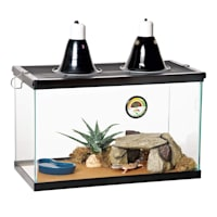 Aqueon Standard Glass Aquarium Tank 10 Gallon