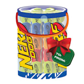 16-Pack Nerf Standard Non-Squeak Tennis Ball Gift Set Bucket Toys