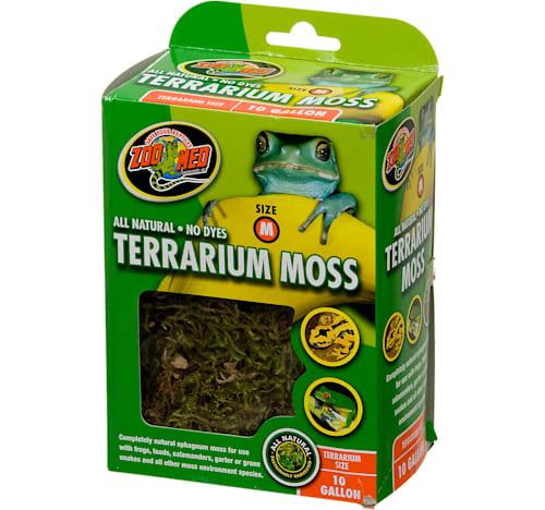 Terrarium Moss for Leopard Geckos