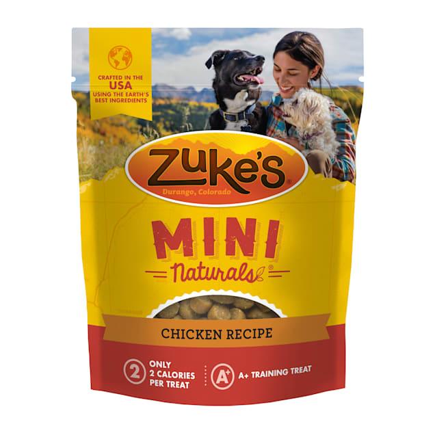 Zuke's Mini Naturals Roasted Chicken Recipe Dog Treats, 6 oz. - Carousel image #1