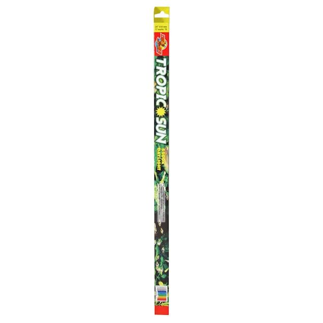 "Zoo Med Tropicsun 5500K Daylight Bulb for Aquariums, 24"" - Carousel image #1"
