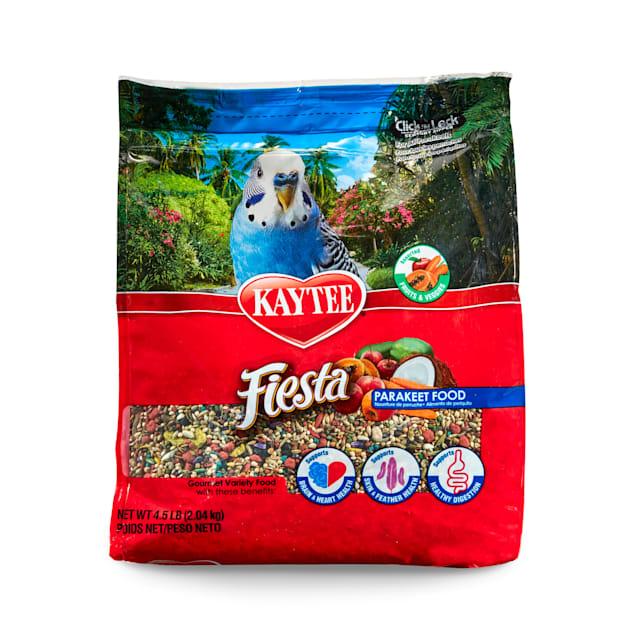 Kaytee Fiesta Bird Food for Parakeets - Carousel image #1