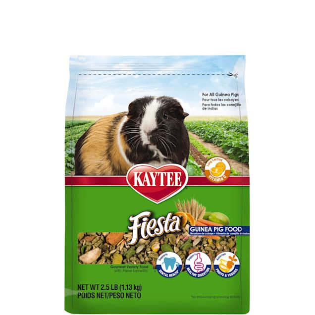 Kaytee Fiesta Gourmet Food for Guinea Pigs, 25 lbs. - Carousel image #1
