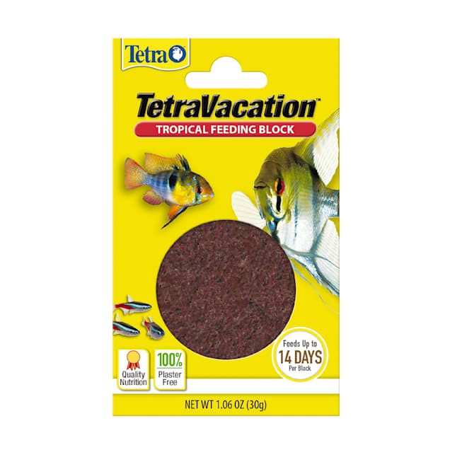 Tetra Vacation Tropical Slow Release Feeder, 1.06 oz. - Carousel image #1
