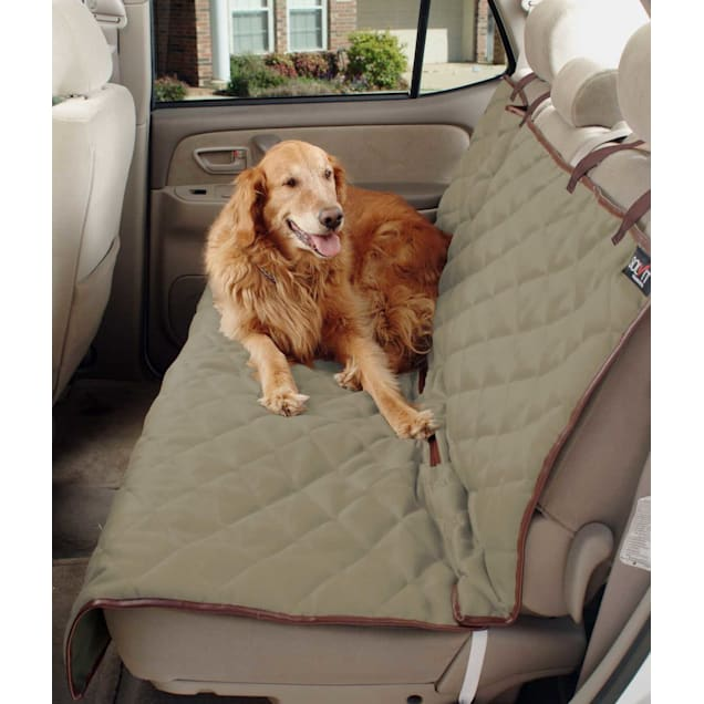 Solvit Deluxe Bench Seat Cover - Carousel image #1