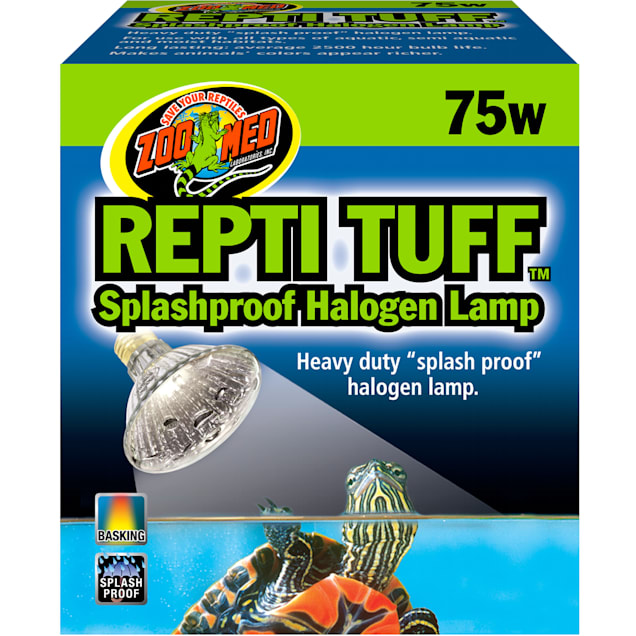 Zoo Med Turtle Tuff Splashproof Halogen Lamp - Carousel image #1