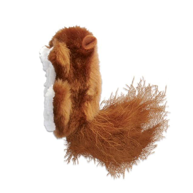 KONG Refillables Squirrel Catnip Cat Toy, Medium - Carousel image #1