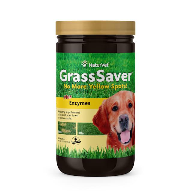 NaturVet GrassSaver Dog Wafers - Carousel image #1