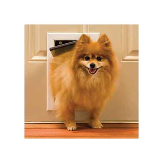 PetSafe Aluminum Freedom Pet Door, Small - Carousel image #1