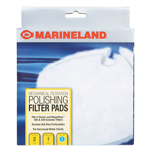 Marineland Polishing Filter Pads, C-160 & C-220 - Carousel image #1
