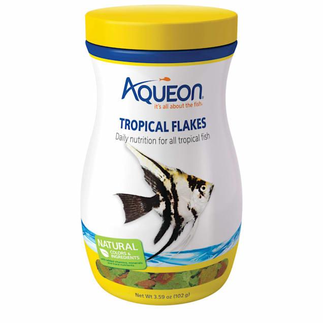 Aqueon Tropical Flakes, 3.59 oz. - Carousel image #1