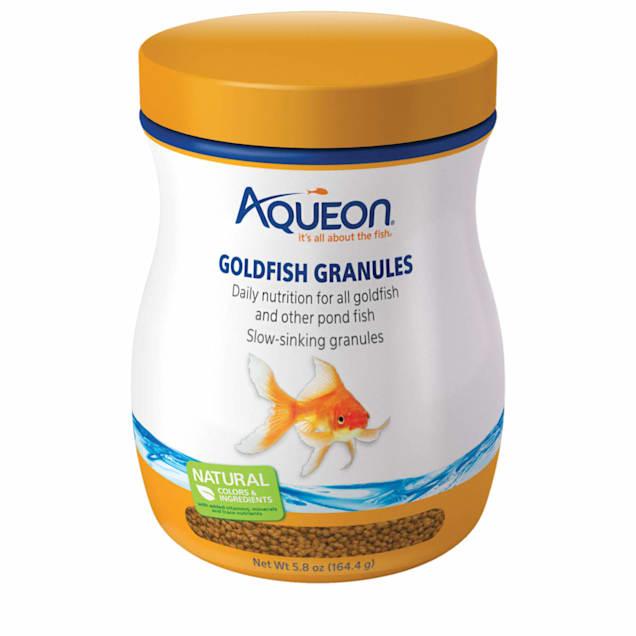 Aqueon Goldfish Granules, 5.8 oz. - Carousel image #1
