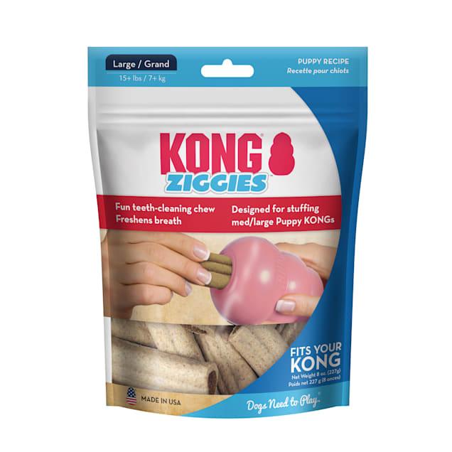 KONG Ziggies Puppy Treats, 8 oz. - Carousel image #1