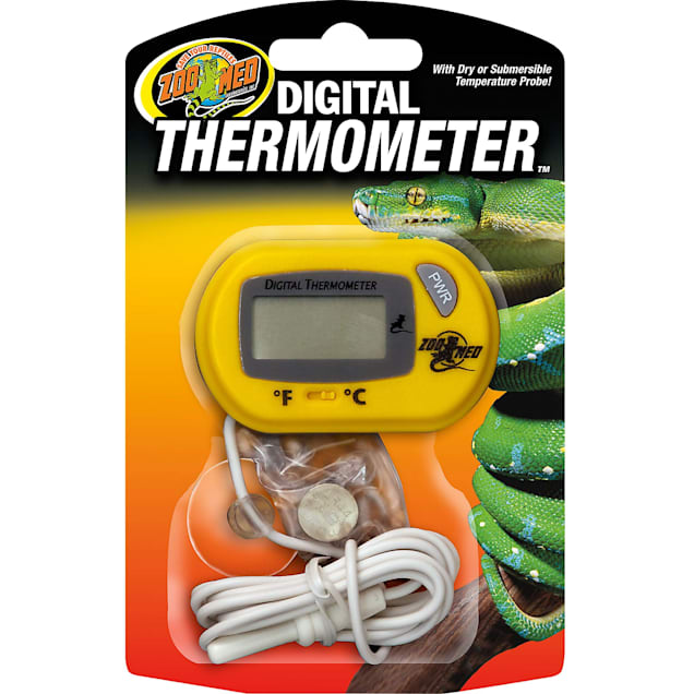 Zoo Med Digital Thermometer - Carousel image #1