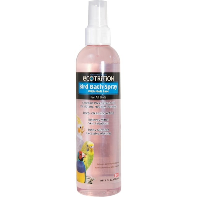 eCOTRITION Ultra Care Bird Bath Spray - Carousel image #1