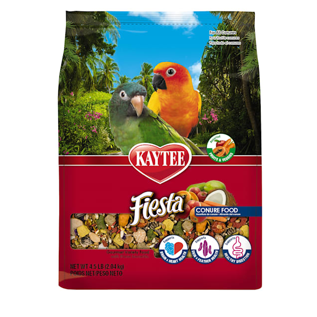 Kaytee Fiesta Conure Food - Carousel image #1