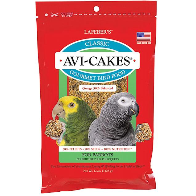 Lafeber's Classic Avi-Cakes for Parrots - Carousel image #1
