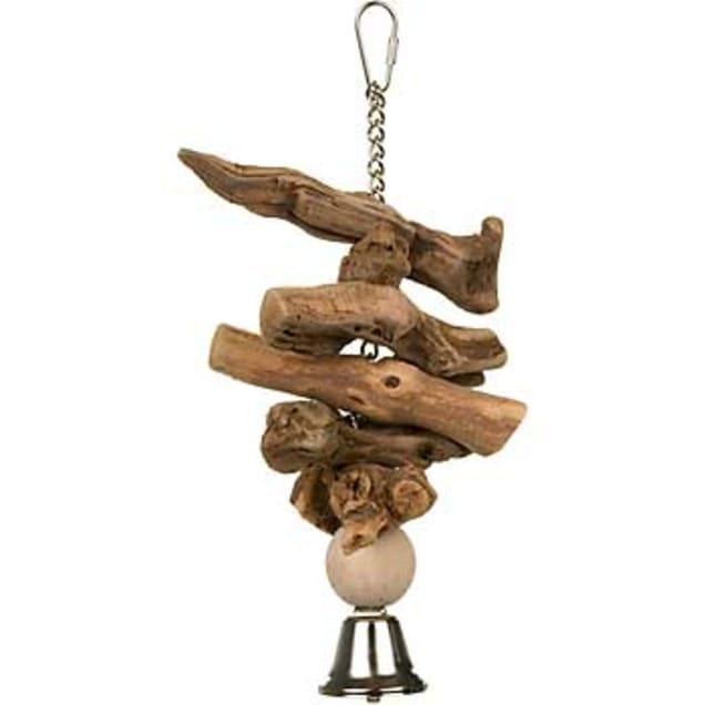 Mac's Natural Grape Cluster Bird Toy - Carousel image #1