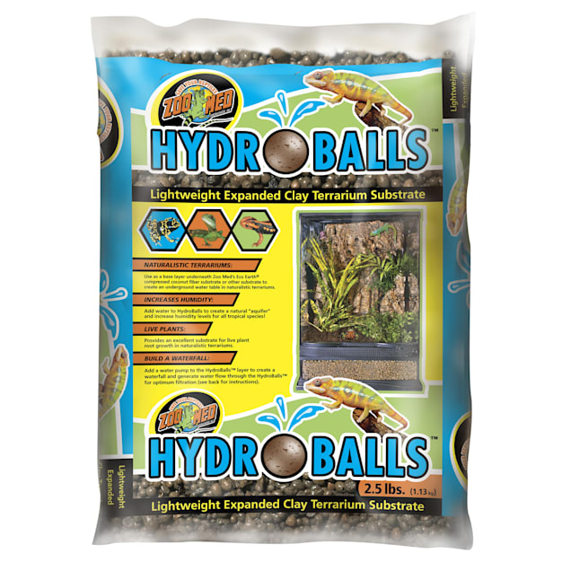 Zoo Med Hydroballs, 2.5 lbs. - Carousel image #1