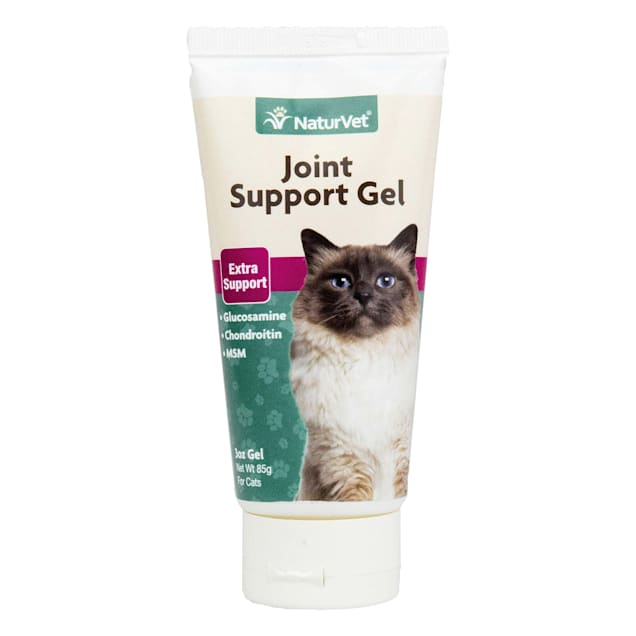 NaturVet Cat Joint Support Gel - Carousel image #1