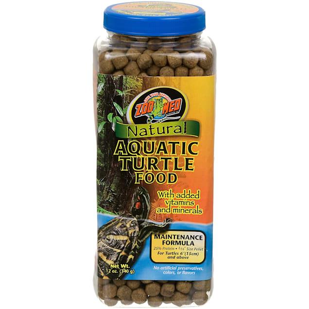 Zoo Med Natural Maintenance Formula Aquatic Turtle Food - Carousel image #1