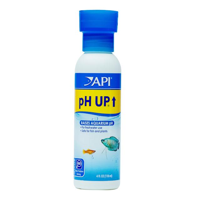 API pH UP Freshwater Aquarium Water pH Raising Solution 4-Ounce Bottle - Carousel image #1