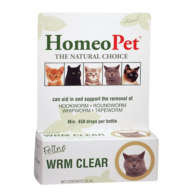 HomeoPet Wrm Clear - Carousel image #1