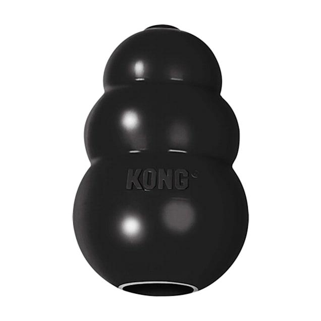 KONG Black Extreme Dog Toy, Small - Carousel image #1