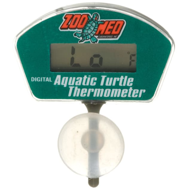 Zoo Med Digital Aquatic Turtle Thermometer - Carousel image #1