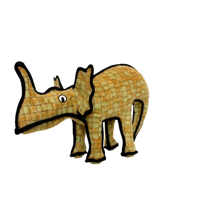 Tuffy's Dinosaur Moosasaurus Dog Toy, X-Large - Carousel image #1