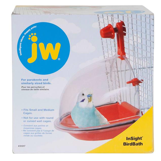JW Pet Bird Bath in Cage, Medium - Carousel image #1