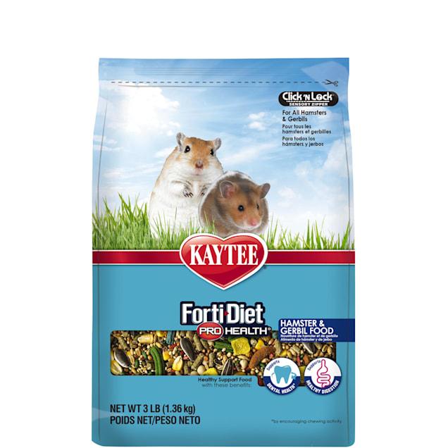 Kaytee Forti-Diet Pro Health Hamster & Gerbil Food - Carousel image #1