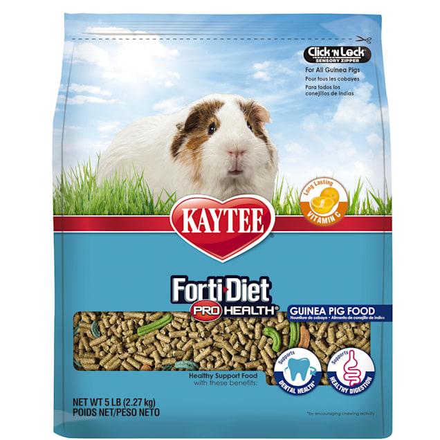 Kaytee Forti-Diet Pro Health Guinea Pig Food - Carousel image #1