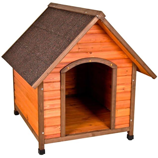 WARE Premium Plus A-Frame Dog House - Carousel image #1