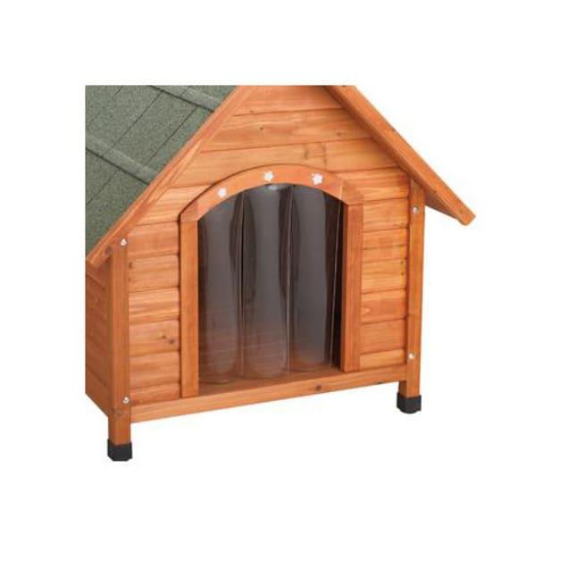 WARE Premium Plus A-Frame Dog House Door Flap - Carousel image #1